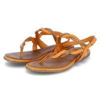 Sandaletten Orange