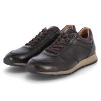 Sneaker Low Braun