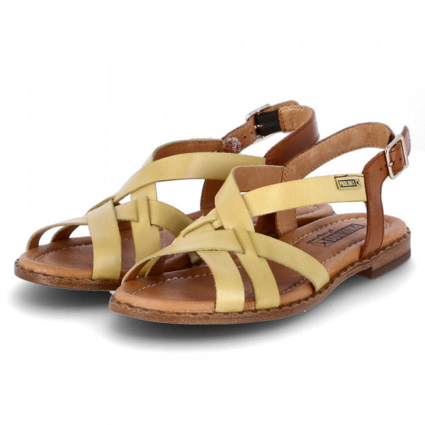 Sandaletten ALGAR Gelb - Bild 1