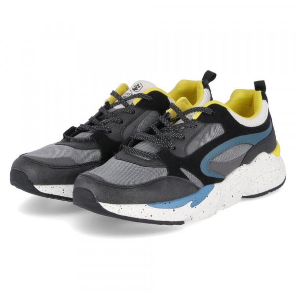 Sneaker Low EZRA Grau - Bild 1