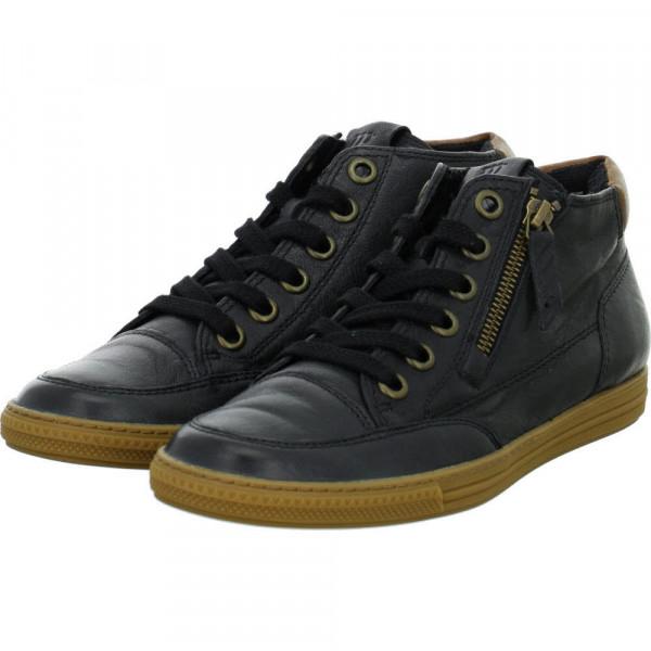 Sneaker High Schwarz - Bild 1