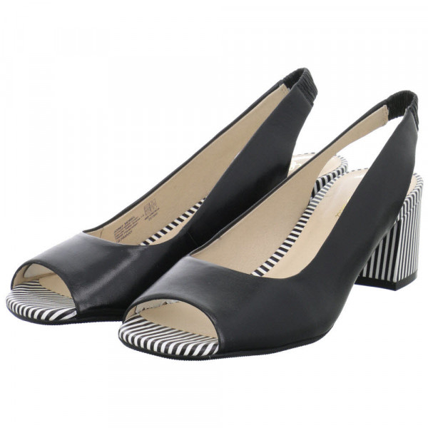 Sandaletten FARO 10 Schwarz - Bild 1