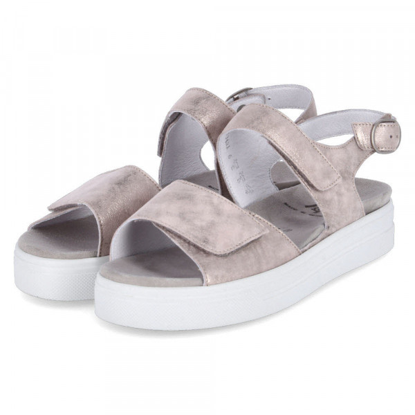 Sandaletten ANNA Rosa - Bild 1