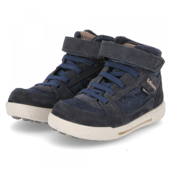 Sneaker High MIKA II GTX Blau - Bild 1